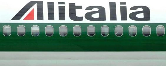 Alitalia Fiumicino