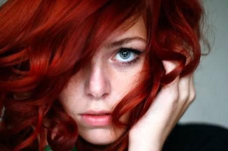 Capelli rossi e occhi azzurri destinati a scomparire. Ecco ...