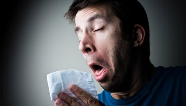Articoli su allergie stagionali, primaverili e sintomi.