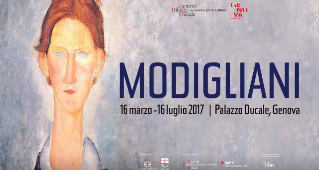 Mostra di Amedeo Modigliani a Genova: data di inizio, orari e prezzi dei biglietti della rassegna dedicata al pittore toscano.
