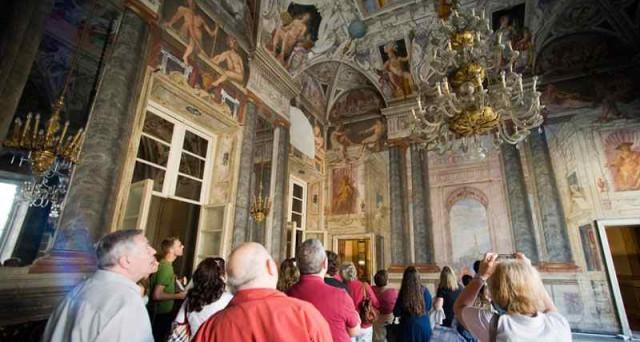 Rolli Days Genova 2017: visite guidate ai Palazzi dei Rolli, Patrimonio Unesco. Date, temi e come prenotare.
