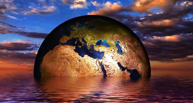 A causa del riscaldamento globale aumenteranno piogge e siccità con conseguenze catastrofiche per la produzione agricola e la sicurezza.