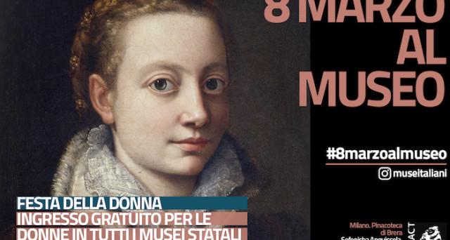 Festa della Donna 2017: quali sono i musei gratis a Milano, Bologna e Firenze in occasione dell'iniziativa 8 marzo al museo.