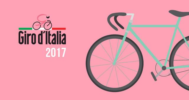 Giro d'Italia 2017: quando inizia, dove seguirlo in diretta tv e informazioni sulle tappe del Centenario.