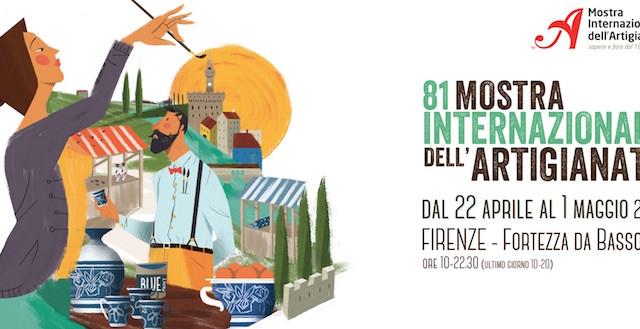 Mostra artigianato a Firenze 2017: eventi in programma, prezzi dei biglietti, data di inizio e alcuni degli espositori partecipanti.