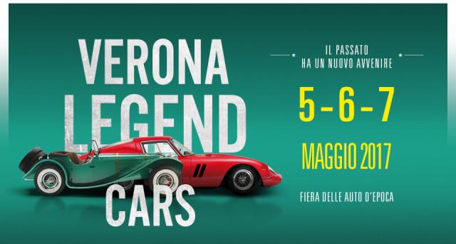 Tutto su Verona Legend Cars 2017: la manifestazione dedicata alle auto e moto d'epoca in programma questo weekend.