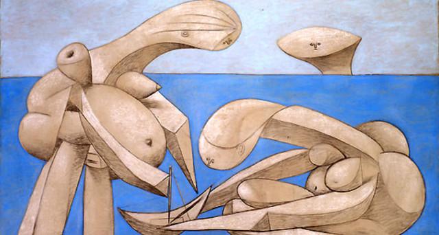 Inizierà a fine agosto la mostra 'Picasso Sulla spiaggia' a Venezia, alla Collezione Peggy Guggenheim.