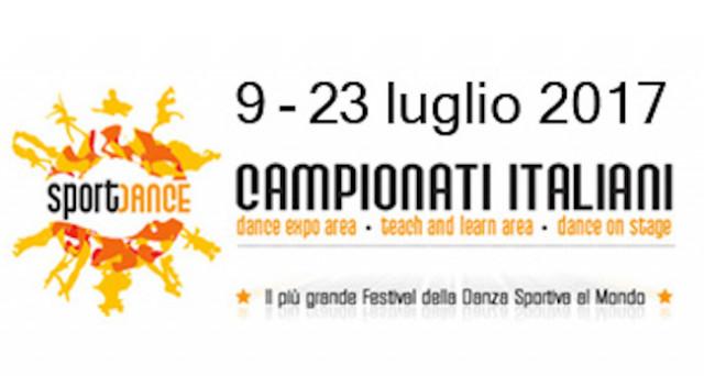 Gli appuntamenti da non perdere a Rimini Sport Dance 2017 con i Campionati italiani di danza sportiva.