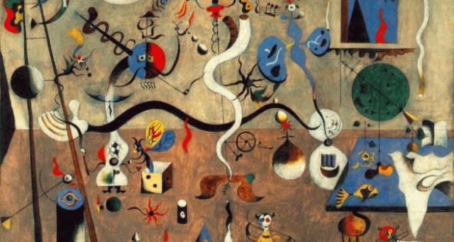 Parte il 27 settembre la mostra 'Joan Mirò: capolavori grafici' di scena a Milano.