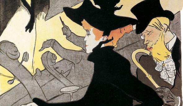 """Sarà inaugurata in autunno la mostra """"Toulouse-Lautrec- ll mondo fuggevole"""" al Palazzo Reale di Milano."""