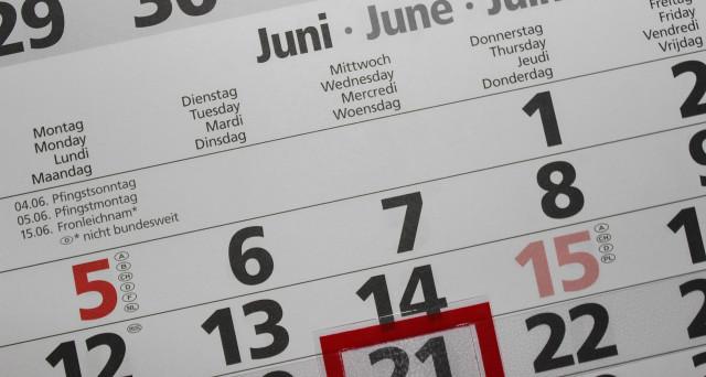 Quali anniversari si celebreranno quest'anno? Una panoramica dei più celebri e quelli da ricordare.