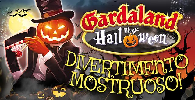 Gardaland Magic Halloween 2017 prenderà il via il weekend del 7 ottobre con tanti eventi  spettacoli a tema.