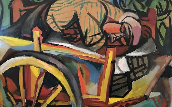 """E' partita a Reggio Emilia la mostra """"La pittura in Italia, anni '30 - anni '50"""" con opere di prestigio da vedere."""