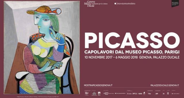 Mostra Picasso Palazzo Ducale di Genova 2017: panoramica e ...
