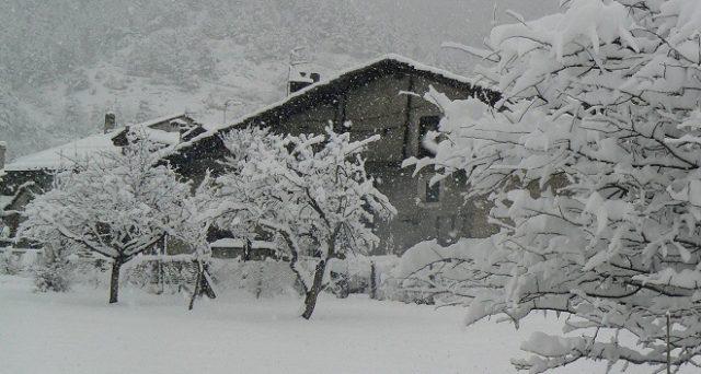 Torna l'inverno con forti venti e aria gelida proveniente dalla Russia. Prevista anche neve nel week end.