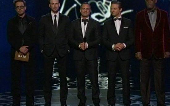 Gli Avengers quasi al gran completo alla conduzione degli Oscar 2019 dopo lo scandalo Kevin Hart.
