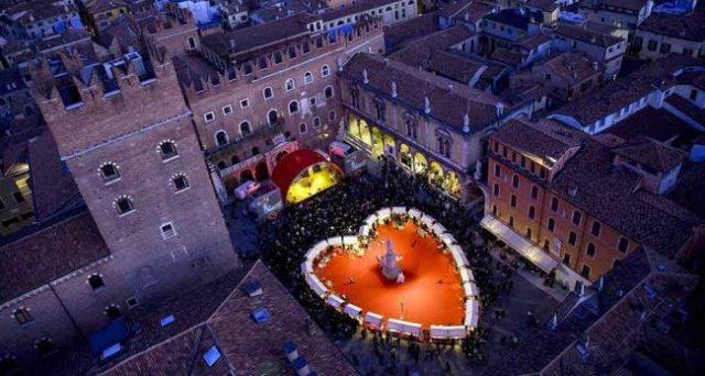 Il grande evento Verona in Love è iniziato, ecco le info sul programma e il relativo blocco del traffico.
