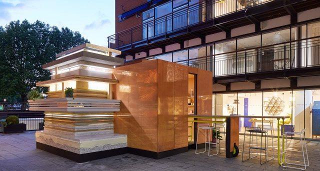 L'idea è quella di creare alloggi da 15 metri quadri non solo da adibire ad abitazioni ma anche a spazi ricreativi.