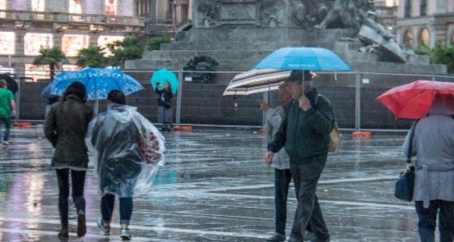 Previsioni meteo al 7 settembre, temperature quasi autunnali e nuovi temporali sull'Italia.