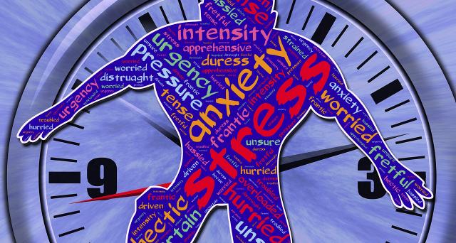 Lo stress da lavoro è stato inserito come vera e propria sindrome dall'Organizzazione Mondiale della Sanità.