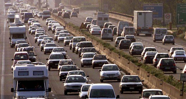 Città con più traffico, la classifica: Roma sul podio