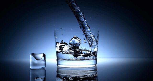Richiamo alimentare per acqua minerale Nepi.