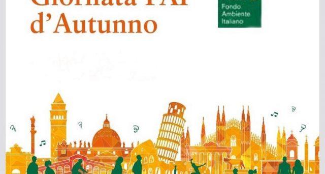 Elenco siti visitabili per le Giornate Fai d'Autunno 2019 a Napoli, Roma e Milano.
