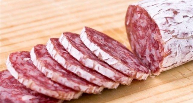 Salame veneto ritirato dal mercato, il Ministero della Salute richiama prodotto per rischio microbiologico.