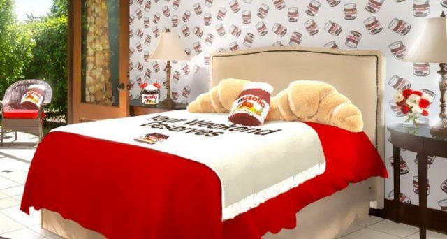 A gennaio 2020 ci sarà una dolce novità: aprirà Hotella Nutella nella nella Napa Valley per gli amanti della crema alla nocciola spalmabile.