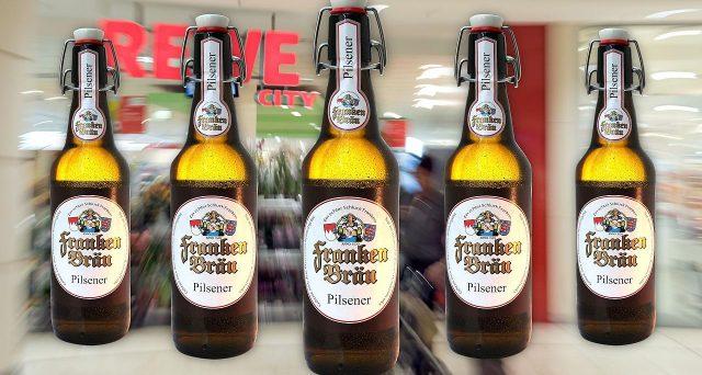 Richiamata dal mercato birra Franken per rischio chimico.