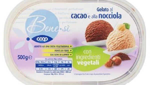 Nuovo richiamo alimentare, stop al gelato vegetale BeneSì venduto alla Coop.