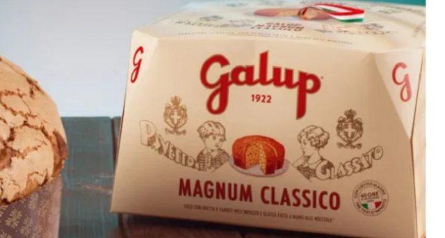 La storia dell'azienda dolciaria Galup e il bel gesto per aiutare la ricerca sul cancro.