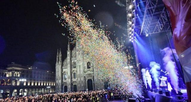 Ecco chi sarà in piazza il 31 dicembre 2019 per festeggiare il 2020 nelle principali città italiane tra cui Bologna, Roma, Milano, Napoli, Salerno e Genova.