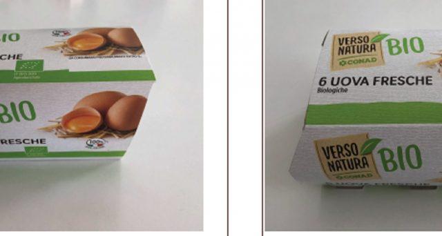 Ritirate dal mercato alcune uova biologiche prodotte dall'azienda agricola biologica