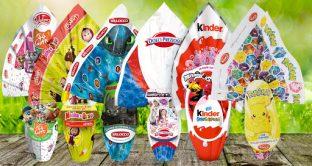 Nuova serie di Uova di Pasqua 2020, ecco i prodotti con le nuove sorprese di quest'anno.