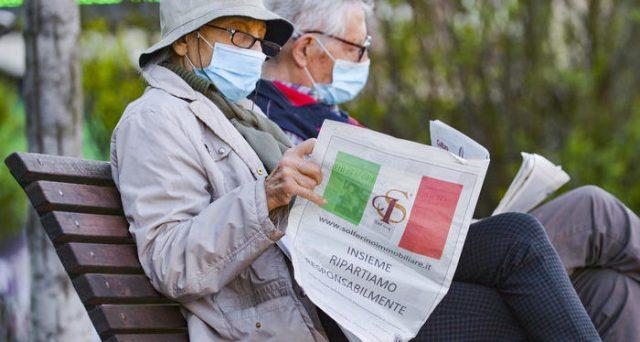 Le opinioni degli italiani sul Coronavirus raccolte dall'Istituto Ixè.