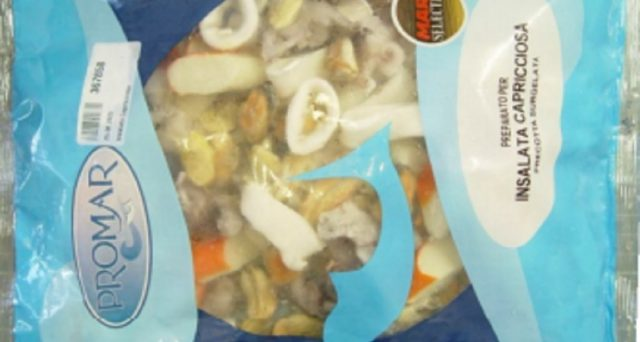 Il Ministero della Salute richiama salmone norvegese affumicato e preparato per insalata capricciosa: marche, lotto, scadenza e motivo richiamo.