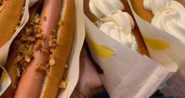 Ikea ha lanciato negli store di Taiwan l'Ice Dog: il gelato nell'hot dog. Caratteristiche e costi.