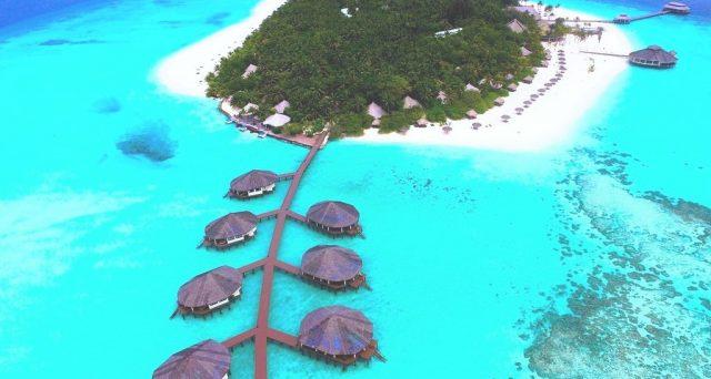 L'iniziativa di un resort di lusso dell'arcipelago sull'oceano Indiano, con l'obiettivo di contenere le perdite dovute alla pandemia in corso