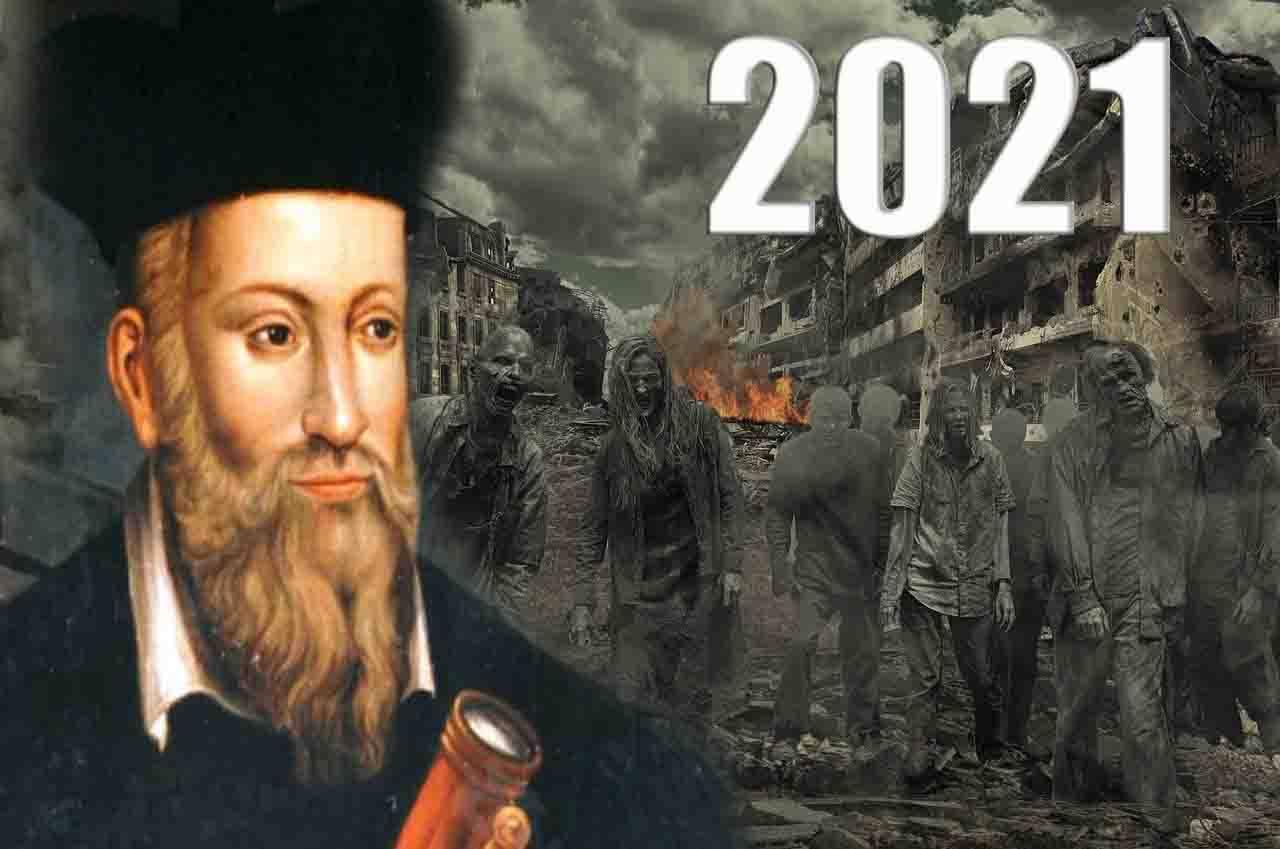 Nostradamus Prophezeiungen 2021