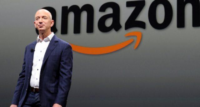 Amazon e il fondatore il miliardario Jeff Bezos