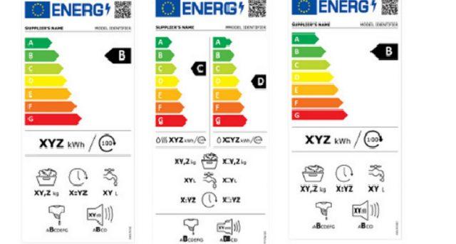 Nuove etichette energetiche elettrodomestici: ecco cosa cambia da marzo
