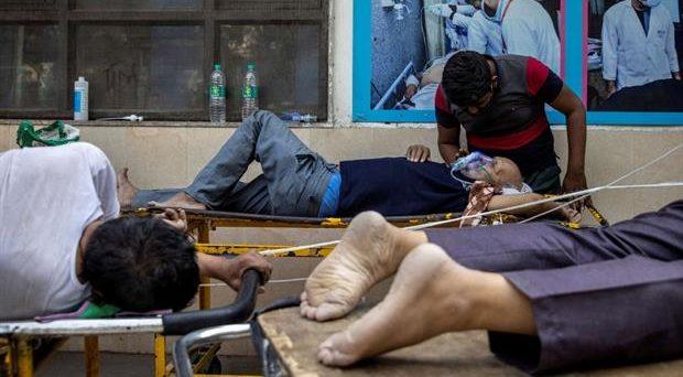 Stati Uniti 'estremamente preoccupati' per l'eccessivo aumento di casi in India