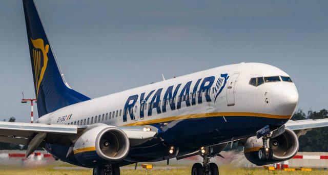 Lavoro Ryanair