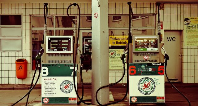 Rincari benzina e diesel