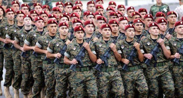 Libano senza soldi per pagare i militari