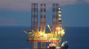 piattaforma petrolifera eni