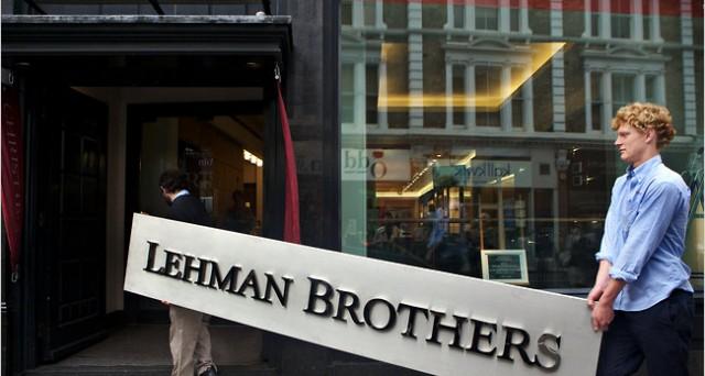 Risultati immagini per crisi lehman