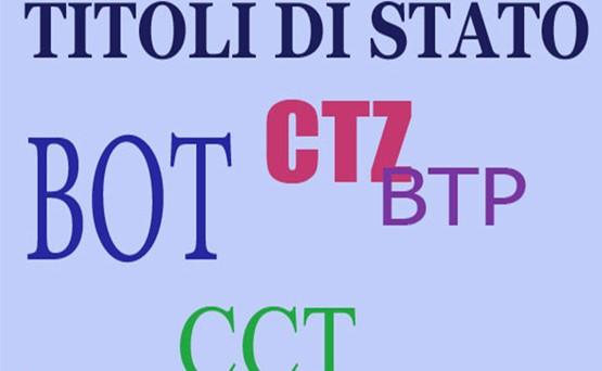 BOT CCT CTZ BTP