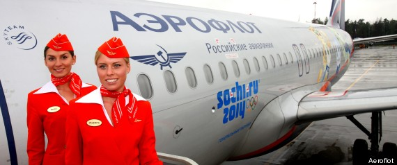 r RUSSIA AEROFLOT 90TH BIRTHDAY large570